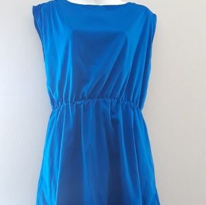 H&m size12 royal blue dress